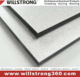 Willstrong Aluminum Composite Pane for Wall Cladding