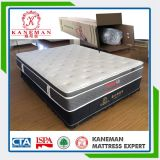 Hot-Sale Rolled-Compressed Royal Luxury Pocket Spring Mattress
