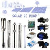 DC Centrifugal Deep Well Submersible Solar Water Pump (3SPSC6.5/80-D72/1000)
