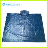 Rpe-004A Promotional Waterproof HDPE Disposable Raincoat