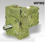 Wpwe Gearbox Double Wpe Series