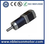NEMA 8 Gear Reducer Geared Stepper Motor with Planetary Gearbox