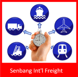 Professional and Reliable Freight Forwarder in China