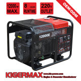 8kw 9kw 10kw 12kw 15kw Power Small Electric Inverter Petrol Engine Portable Gasoline Generator