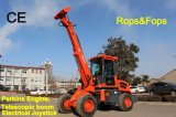 New Telescopic Loader (HQ915T) with Euro III / Tier 4 engine