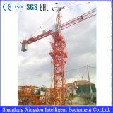 Qtz63 (5010) 4t Top Kit Tower Crane and Spare Parts with Good Price