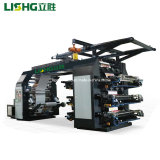Six Color Flexo Printing Machine Printing Press Thermal Paper Roll Printing Machine Price