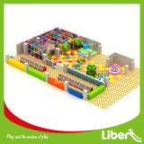 Commercial Children Indoor Theme Playground with CAD Drawings