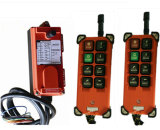 Best Seller 2 Transmitters F21-E1b Industrial Remote Controller for Cranes and Hoists