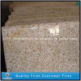 Polished Yellow Granite G682 Flooring/Wall Tiles for Kitchen and Bathroom