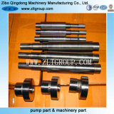 Machined Pump Shaft with Stainless Steel/Carbon Steel