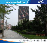 20mm Outdoor Full Color LED Wall in Dalian, China