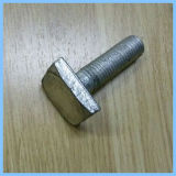 DIN931 Square Head Bolt and Nut, Carriage Bolt