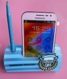 Mobile Phone Holder Made of Soft PVC (AS-Mobile Phone Holder-LU-168)