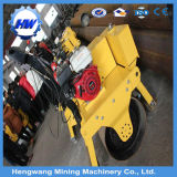 Strong Pressure and Easy Tranportation Single Wheel Road Roller