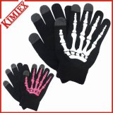 Unisex Wholesale Fashion Knitted Acrylic Touch Screen Glove