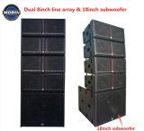 Passive Professional Sound Column Speaker Box Line Array System