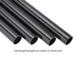 Glossy Surface 3kcarbon Fiber Tube