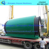 Environmental Waste Plastic and Tyre to Fuel Oil Pyrolysis Plant (XY-7)