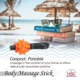 Spiky for Deep Tissue Back Massage, Body Massage Stick. Spiked Roller Ball Massagers Ot-M007
