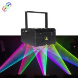 New Hot-Selling Carnival Christmas Light Party Festival Full-Color Animation Mini RGB 6W Laser Light
