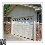 Automatic Wood Grain Sectional Garage Door Good Price (ST-G01)