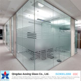 Low Iron Toughened/Tempered Glass for Building