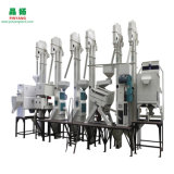 30-50 Tons Complete Easy Operation Rice Mill Machine