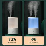 Double Spray Nozzle Mini Humidifier