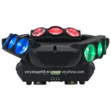 9 Eyes   9X10W LED Spider Light DMX Control LED Beam Moving Head Spider Light