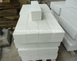 Honed White Sandstone for Project-Kerbstone