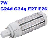 13W CFL 4-Pin LED Replacement Bulbs 7W LED CFL Bulb 100-277V 3 Years Warranty G24q 4-Pin LED