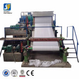Second Hand Embossing Roller Toilet Paper Rewinding Machine for Jumbo Roll Making Machine