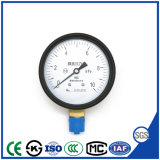 Manufacture Directly Capsule Pressure Gauge Manometer with High Quality