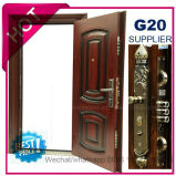 2017 Hot Security Modern Front Steel Door for House (EF-S144A)