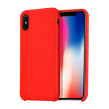 Wholesale Liquid Silicone Phone Cover for iPhone Xr Xs Max Silicon Case