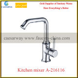 Chrome Sanitary Ware Kitchen Sink Faucet Mixer Tap