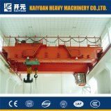 Factory Outlet Winch Trolley Double Girder Overhead Crane with Good Price