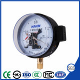 100mm Reed Switch Electric Contact Pressure Gauge with Top Quality