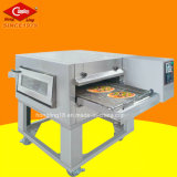 Commercial Kitchen Equipment Hot Air Electric Conveyor Pizza Oven