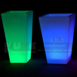 Retomolding LED Planter Flower Pot Roto Molded Pots