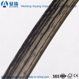 Wood Grain PVC Edge Banding Use for Indoor Furniture
