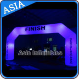Inflatable Lighting Arch, Inflatable Lighting Arch Road for Race