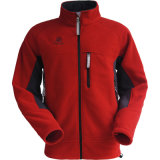 Wholesale Outdoor Polar Fleece Men Coat Winter Jacket
