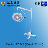 Movable Surgical Operating Light LED560 with Ce and ISO
