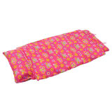 Red Floral Portable Seleted Material Children Sleeping Bag