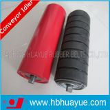 Quality Assured Huayue Rubber Conveyor Belting System Roller Idler Diameter 89-159mm
