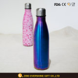 2017 Hot New Product Double Wall Stainless Steel Water Bottle