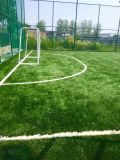Hard Wearing Durable Non Filling Artificial Turf Grass for Mini Football Field
