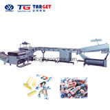 Tpb280 CE/ISO/SGS Milk Soft Candy Making Line